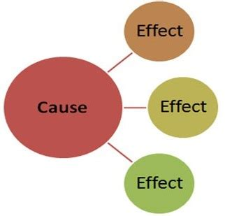 Causes and effects in writing essays
